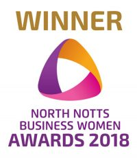 North Notts Business Women Awards 2018